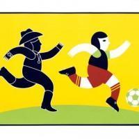 Le LACMA fête le Football