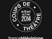 France Télévisions théâtre l'honneur avril 2014