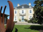 semaine dans Bordelais, jour (1st part) visite déjeuner Haut-Bailly