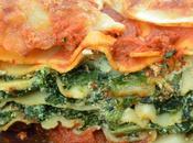 Lasagnes epinards