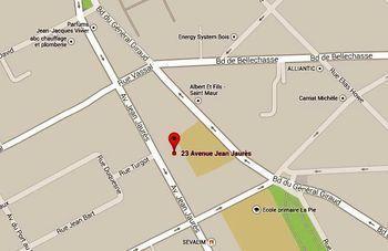 23 avenue Jean-Jaurès