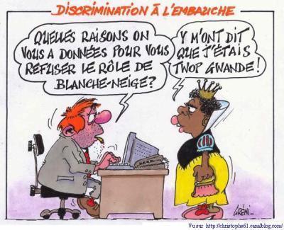 La Discrimination Positive