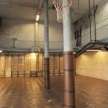 Le plus vieux terrain de basket au monde se trouve à Paris