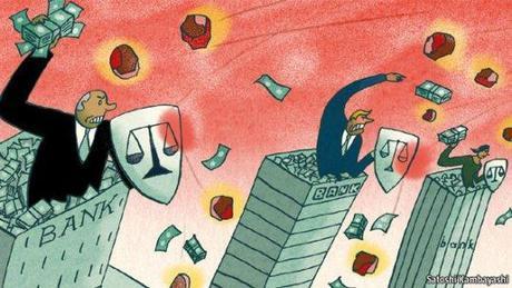Délits et crimes financiers : pourquoi les banquiers ne vont jamais en prison