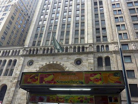 New York gourmand.