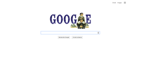 Un Doodle pour les 95 ans de la naissance de Gérard Oury
