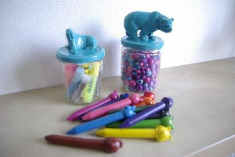 DIY-recycler-bocaux-verre-animaux