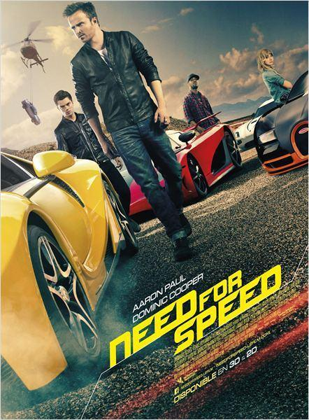 Cinéma : Need for speed
