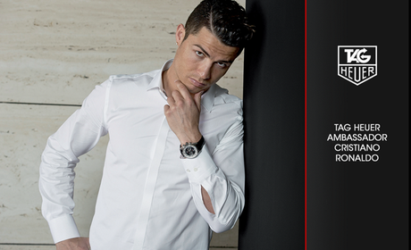 Tag Heuer s'offre Ronaldo