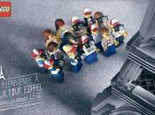 [Jouets] Tour Eiffel arrive Lego