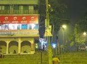 Premier contact avec Varanasi