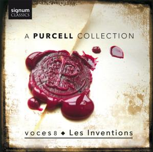 A Purcell collection Voces8 Les Inventions