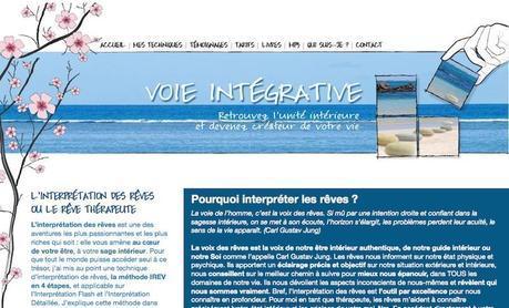 Voie integrative Marielle Laheurte site