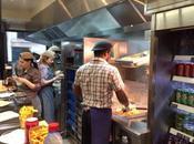 Lucien, burger végétarien fernand
