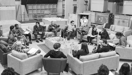 La casting de Star Wars épisode VII dévoilé !!!