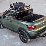 Mini Paceman Adventure Pickup: Baroudeurs soyez prêts!