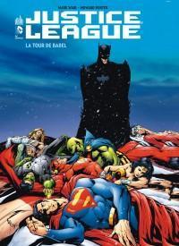 guide de lecture de comics justice league