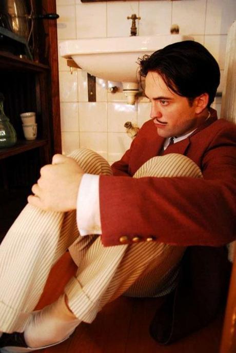 L'acteur Robert Pattinson dans