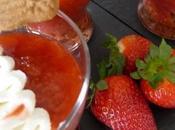 Compotée fraises-rhubarbe