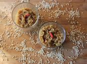 Quinoa lait baies goji
