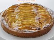Tarte frangipane mangue
