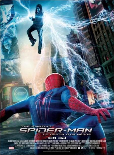 The Amazing Spider-Man : le destin d'un héros, de Marc Webb [Critique]