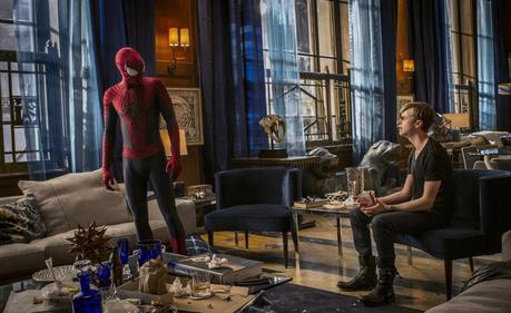 The Amazing Spider Man le destin dun héros Andrew Garfield Dale deHaan [Critique] THE AMAZING SPIDER MAN : LE DESTIN DUN HÉROS