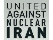 Edito United Against Nuclear Iran arme informationnelle pour conquête marché iranien