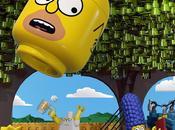 Simpsons: nouvelle bande-annonce l'épisode tout LEGO