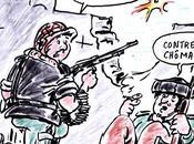 Caricature djihadistes français