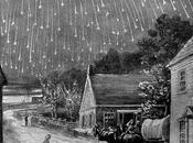 Forte pluie d'étoiles filantes prévue pour nuit