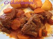 Boeuf tomate carottes