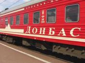 """RUSSIE UKRAINE. Moscou Donetsk train pour l'""""enfer"""" coûte moitié prix"""