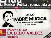 hommage Padre Mujica après assassinat l'affiche]