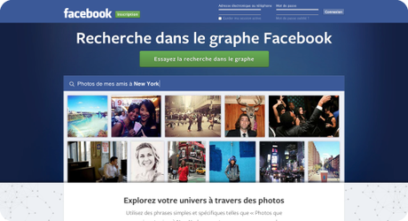 Graph Search FB