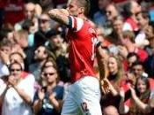 Premier League Giroud tire Arsenal