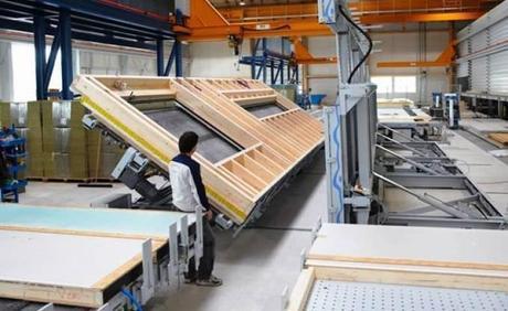 Logement en préfabriqué -L'Algérie va importer des usines clés en main