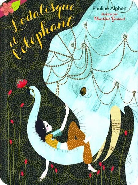 L'odalisque et l'éléphant