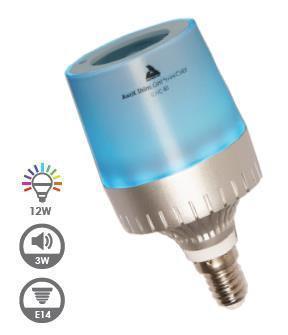 AwoX met de la couleur et du parfum dans ses ampoules connectées