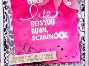 When Life Down, Scrapbook