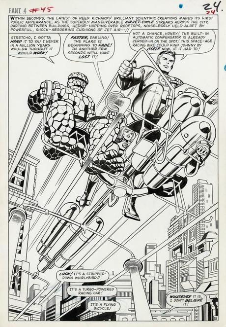 Exposition – l'Art des Super-Héros Marvel