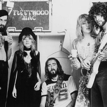 Fleetwood Mac Never going back again  You sure ?