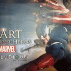 exposition les super-heros marvel