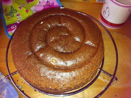 Layer cake : à mi-chemin entre le tiramisu et la forêt noire