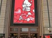 """L'exposition """"Forever Love Kitty"""" Shanghai"""