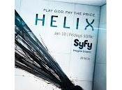 """TELEVISION: """"Helix"""" saison sous neige, personne vous entend crier season under snow, nobody hear scream"""