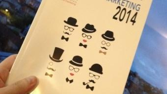 Publication de l'Annuaire du Marketing 2014