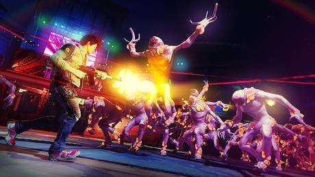 SunsetOverdrive Xbox One Editeur 001 Sunset Overdrive présente son gameplay sur Xbox One