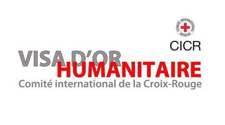 Logo visa d'or Humanitaire