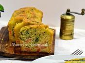 Cake exotique crevettes coco (sans gluten).